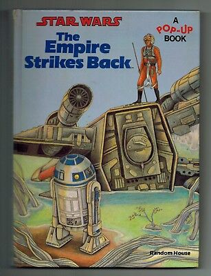 The Empire Strikes Back, & Star Wars (Both HB, and both PopUp_)(1978,1979)