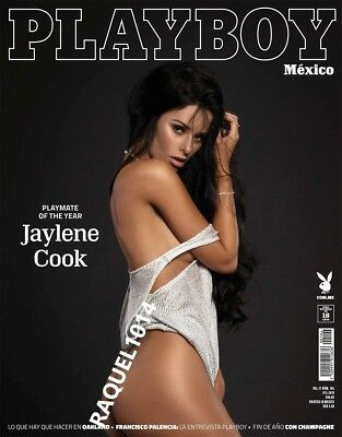 Playboy Mexico Jaylene Cook Diciembre December 2018 Playboy Mexican Edition