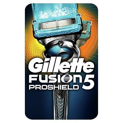 Gillette Fusion ProShield Chill Flexball Manual Men's Razor