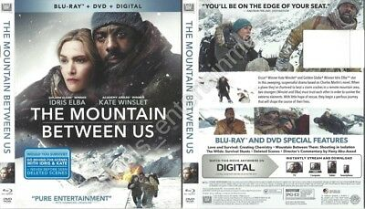 The Mountain Between Us (SLIPCOVER ONLY for Blu-ray)