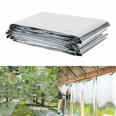 Garden Wall Film Covering Sheet Hydroponic Highly Reflective 130*210cm