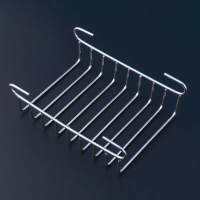 Camping Stove Toaster Portable Outdoor Toast Rack Hiking Fishing Cook Bread Home