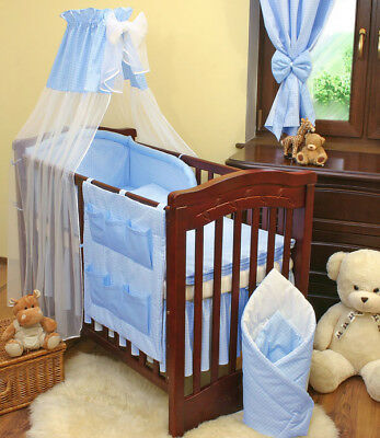 Canopy Drape/ Canopy Holder or Floor stand/ to fit Baby Crib, Cot or Cot bed
