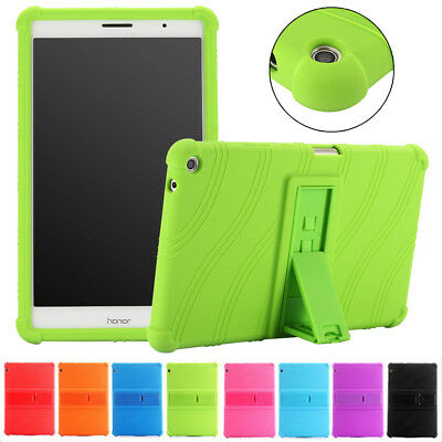 8''/10'' For Huawei MediaPad T3 Tablet Stand Soft Silicon Back Cover Case