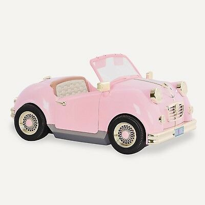 "Our Generation 70.67051 Retro Car for 18"" Doll, Multi-Colour"