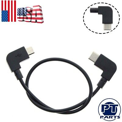 Cable for DJI MAVIC PRO AIR Spark Drone Remote Controller RC toUSB Phone Type-C