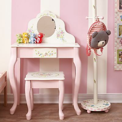 Fantasy Fields Bouquet Classic Vanity Table & Stool Set