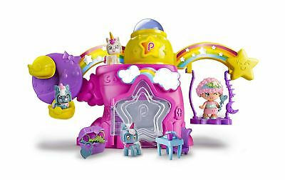 Pinypon–House of Stars, Multi-Colour (Famous 700014262)