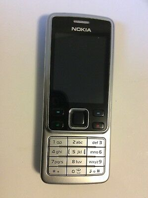 Nokia 6300 - Looks Like It Was Hardly Ever Used, Not Tested