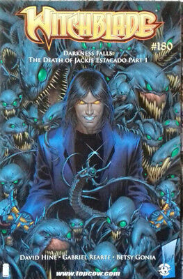 Witchblade Comic Vol 1 #180A NM Michael Turner