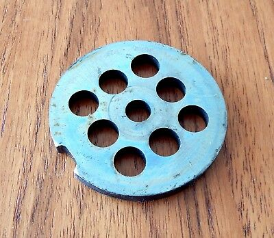 Spare Part for Vintage Kenwood Chef  Major Mixer A720 Mincer - Mincing Screen B