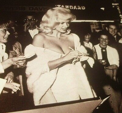 Jayne Mansfield  magazine clippings
