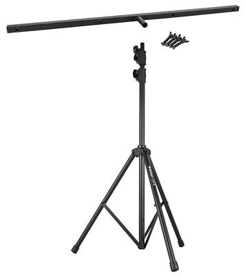 Odyssey LTP6 9' Ft Light Stand w/ Crossbar For Church Stage Lighting Productions