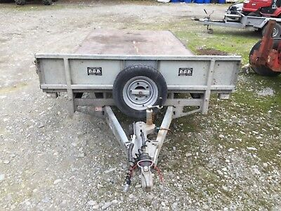 ifor williams 14ft flatbed