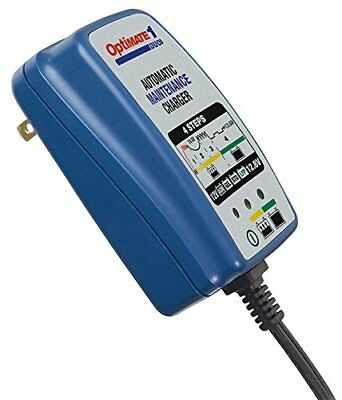 OptiMATE 1 DUO, TM-409, 4-step 12V 0.6A Battery charger-maintainer