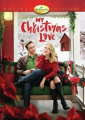 MY CHRISTMAS LOVE New Sealed DVD Hallmark Channel Holiday Collection