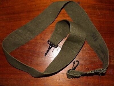 Original Us Army General Purpose Carrying Strap - Dated 1960