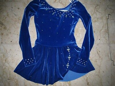 Girl ice skating dress size CL
