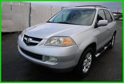 2004 Acura MDX 3.5L 2004 Acura MDX 3.5L w/Navigation Automatic 6 Cylinder NO RESERVE