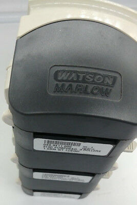 Watson Marlow 313D 3-Roller Peristaltic Pump Head with 2 x 313X Extensions