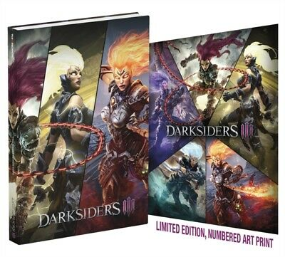 Doug Walsh, Prima Games - Darksiders III : Official Collector's Edition Guide