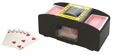 Vedes Wholesale GmbH product 61096108Natural Games Card Shuffler Electric Mu...