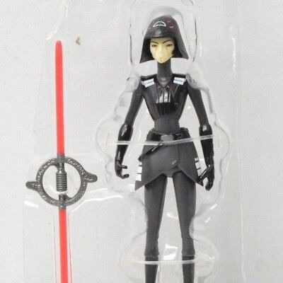 """Star Wars SEVENTH SISTER Inquisitor 3.75"""" Action Figure Rebels complete"""