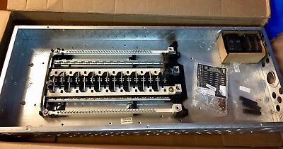 GE 200 Amp 32-Space 64-Circuit Main Lug Indoor Load Center Contractor Kit