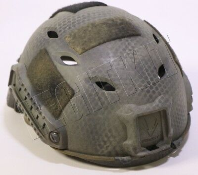 Ops-Core FAST Base Jump (M/L) Military Bump Helmet Urban Tan 58-99-141 PAINTED