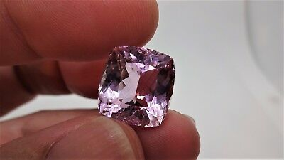 "23.23 Cts. 100% NATURAL Pink Kunzite Brazil, (Ravishing Color), ""VS"" Clarity"