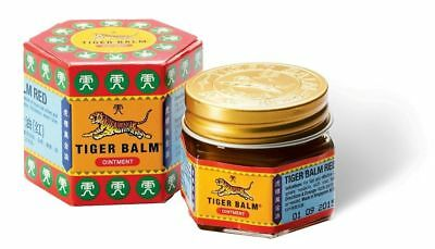 Tiger Balm Red Muscle Ointment - ARTHRITIS JOINT PAIN 21g
