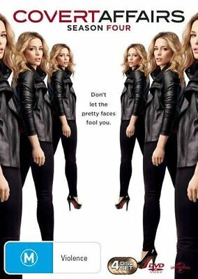 NEW Covert Affairs DVD Free Shipping