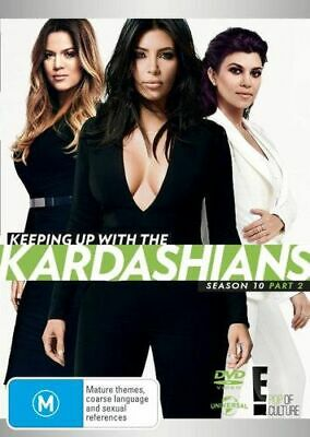 NEW Keeping Up With The Kardashians DVD Free Shipping