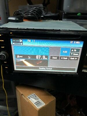 Pioneer AVIC-D3 Double Din In-Dash DVD Multimedia Navigation Receiver