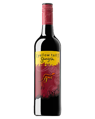 Yellow Tail Sangria Red Wine South Eastern Australia 750mL bottle