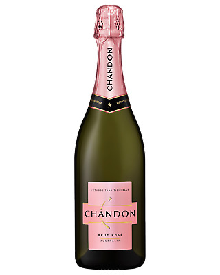 Chandon Brut Rose Champagne Sparkling 750mL case of 6