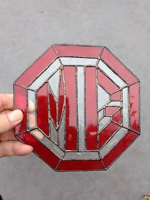 Mg Vintage Stained Glass