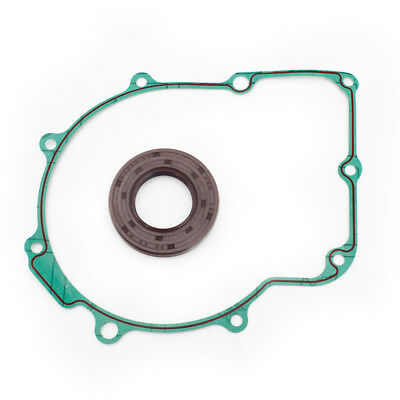 Wet Clutch Gasket Oil Seal For Yamaha Grizzly 660 02 03-08 Rhino 660 04 05 06 07