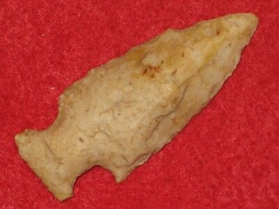 Authentic Native American artifact arrowhead Missouri Motley point W3