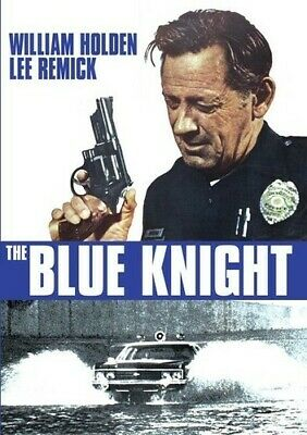 Blue Knight (1972) [New DVD] Manufactured On Demand