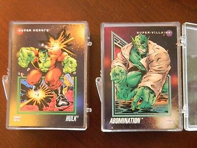 1992 Marvel Comics Universe Series 3 Full Set of Trading Cards Stan Lee