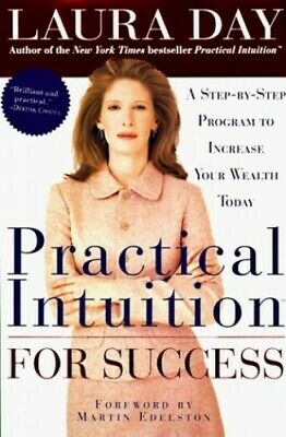 Practical Intuition for Profit by Day Hardback Book The Cheap Fast Free Post