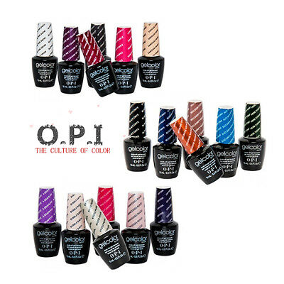 Gelcolor By OPI Soak Off Gel Lacquer Everyday Colour UV Gel Nail Polish Manicure