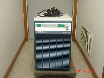 Polyscience Mod# N0772026 Recirculator Chiller 230V 60Hz 12.2A Read Description