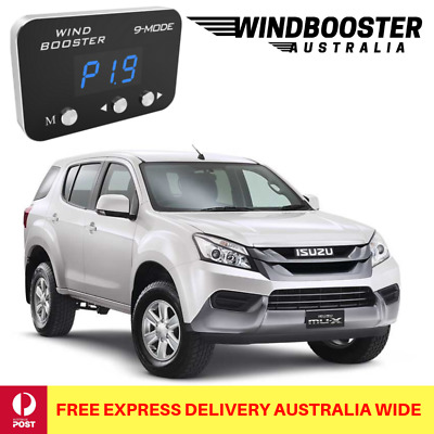 Windbooster 9-Mode Throttle Controller to suit Isuzu MUX 2012 Onwards