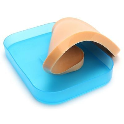 1PC Silicone Suture Training Pad Medical Surgical Incision Practice Human Skin