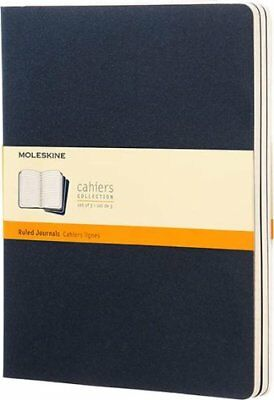 Ruled Cahier: Extra Large by Moleskine srl (Multiple copy pack, 2009)