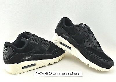 WOMEN'S NIKE AIR Max 90 LUX SIZE 7 NEW 898512 006 Pony