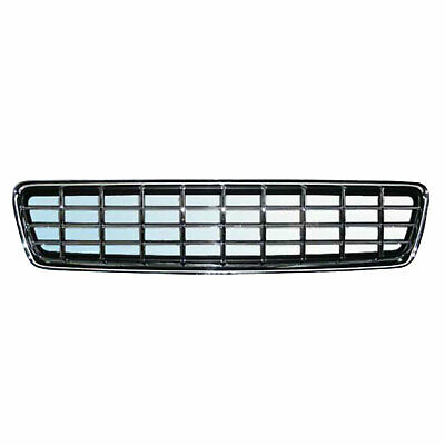 Premium FX Matte Black ABS Checker Style Replacement Grille for 00-04 Volvo S40