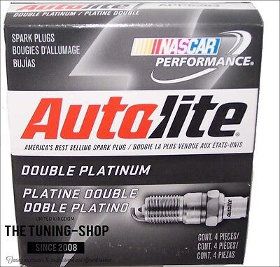 8 X Bougies D/'Allumage Autolite Platinum Ford Mustang Gt 4.6 V8 2005-2007 HT1